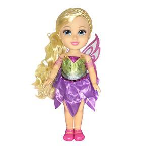 Boneca Funville Sparkle Girlz Pequena Brilhante Fada Loira Dtc 4218