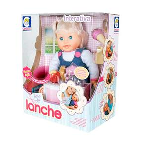 Boneca Hora do Lanche, Cotiplás
