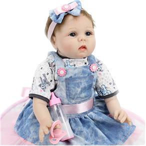 Boneca Laura Baby Lucy - Bebe Reborn