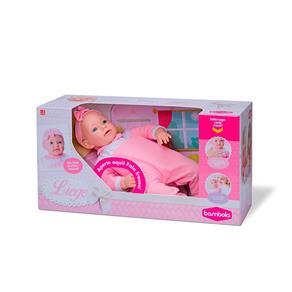 Boneca Liege Frases - Bambola