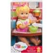 Boneca Little Mommy Momentos Do Bebê - Mattel