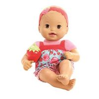 Boneca Little Mommy Recém Nascido - Mattel