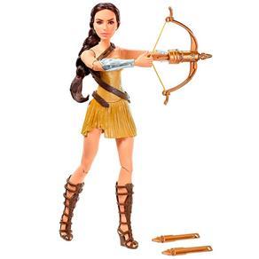 Boneca Mattel DC Mulher Maravilha - Arco