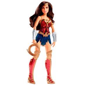 Boneca Mattel DC Mulher Maravilha - Laço