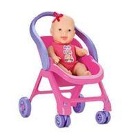 Boneca Mini Miudinhas - Passeio 624 - Diver Toys