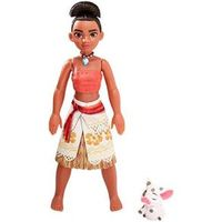 Boneca Moana Exploradora - Disney - Hasbro