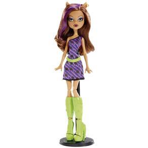 Boneca Monster High Básica Clawdeen Wolf - Mattel
