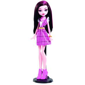 Boneca Monster High Básica Draculaura - Mattel