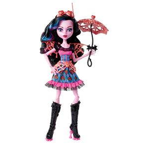 Boneca Monster High Mattel Monster Fusion - Dracubecca