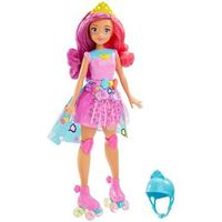 Boneca Patinadora Mattel Barbie Em Um Mundo de Video Game DTW00