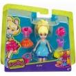 Boneca Polly Pocket Super Fashion - Polly com Vestido Azul - Mattel