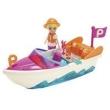 Boneca Polly Pocket - Super Lancha - Mattel