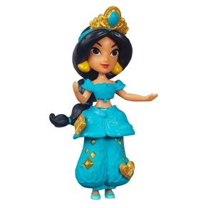 Boneca Princesas Disney - Mini Princesa Jasmine B5322 - Hasbro