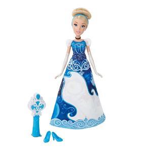 Boneca Princesas Disney - Vestido Mágico - Cinderela B5299 - Hasbro