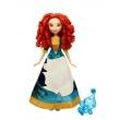 Boneca Princesas Disney - Vestido Mágico - Merida B5301 - Hasbro