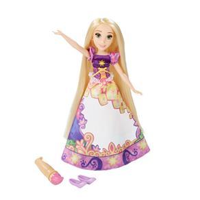Boneca Princesas Disney - Vestido Mágico - Rapunzel - Hasbro