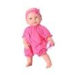 Boneca Reborn Baby Sons de Bebê Com Chupeta 4945 - Omg Kids