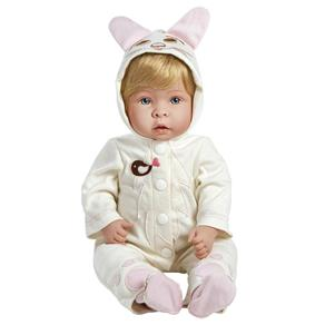 Boneca Reborn Molly & Fluffy Adora Doll 3101710