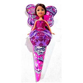 BONECA SPARKLE GIRLZ PRINCESA NO CONE