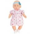 Boneca Xplast Baby Carinho - Vestido Florido