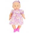 Boneca Xplast Baby Carinho - Vestido Listrado