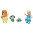 Bonecas Elsa e Anna com Trolls - Sunny
