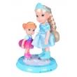 Bonecas Frozen Elsa e Anna - Patinadoras - Sunny