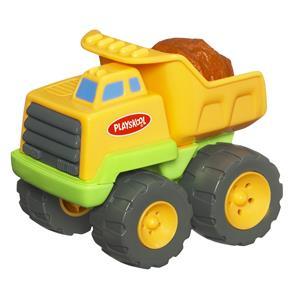 Caminhão Basculante Hasbro Playskool - Rumblin Dump Truck