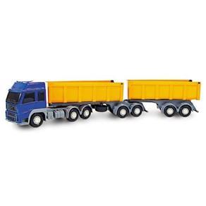 Caminhão Bitrem Graneleiro - Poliplac