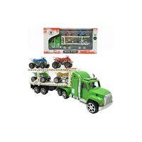Caminhão c / 4 Quadricículos Heavy Truck 31 cm