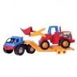 Caminhão com Trator Giga Truck - Dismat MK133