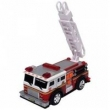 Caminhão De Bombeiros Com Escada Mini Rush & Rescue - Dtc 2985