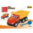Caminhão Max Caçambão Com Pá 307 - Tilin Brinquedos