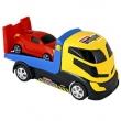 Caminhão Xplast Super Caminhões Guincho - Amarelo