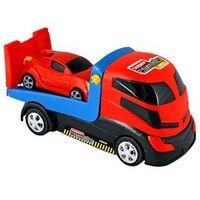 Caminhão Xplast Super Caminhões Guincho - Vermelho