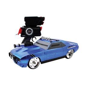 Carrinho Controle Remoto - Candide - Battle Machine Azul