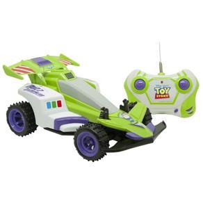 Carrinho de Controle Remoto Toy Story Space Ranger 3 Funções
