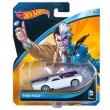 Carrinho Hot Wheels - Personagens DC Comics - Duas Caras - Mattel