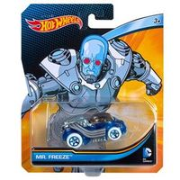 Carrinho Hot Wheels - Personagens DC Comics - MR Freeze - Mattel