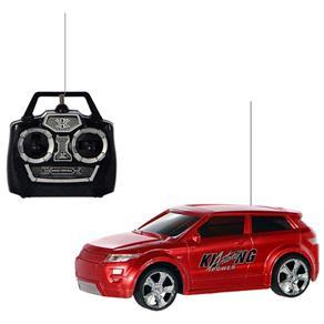 Carro 3D Com Controle Remoto 27 Mhz Art Brink Vermelho