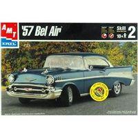 Carro Chevy Bel Air 1957 Street Machine Version - Amt