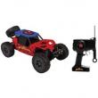 Carro de Controle Remoto Candide Power Cross Marvel Homem Aranha com 7 Funções Azul / Vermelho
