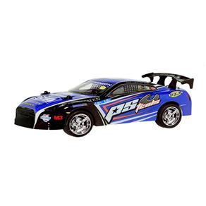 Carro de Controle Remoto Drift Azul