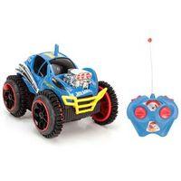 Carro Hot Wheels de Controle Remoto Candide Turbo Tumbling - Azul