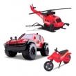 Conjunto Brinquedos Cardoso Rescue Force