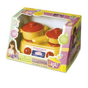 Cozinha Legal Colors - Zuca Toys