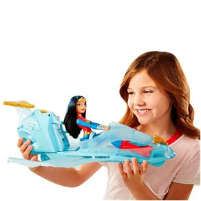 DC Super Hero Girls Jato Mulher Maravilha - Mattel
