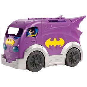 DC Super Hero Girls Veículo Batgirl - Mattel