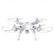 Drone Syma X8W Imagens Em Tempo Real Pelo Smartphone - Branco