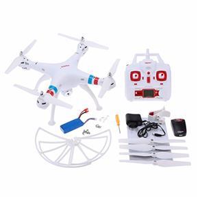 Drone X8w Quadricoptero Com Camera Wifi Alta Definição Hd Transmissão em Celular